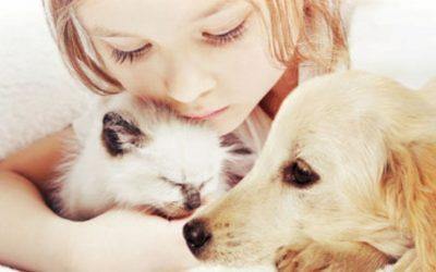 Children Benefit from Having a Pet
